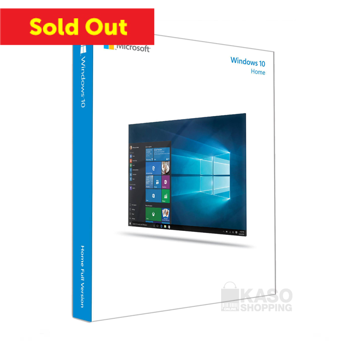 Windows 10 Home 64 Bit (OEM) KW9-00139