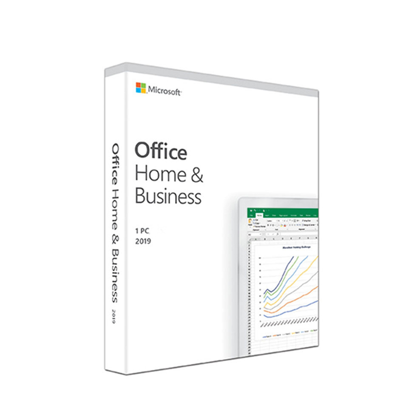 Microsoft Office Home and Business 2019 (FPP) T5D-03249